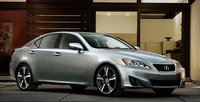 2011 Lexus IS 350, Lexus IS 350; side right view. , exterior, manufacturer