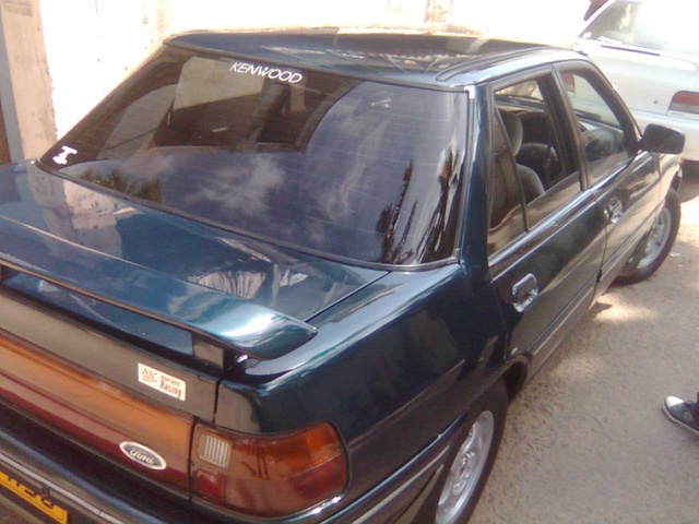 Picture of 1992 Ford Laser, exterior, gallery_worthy