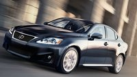 2011 Lexus IS 350, Left side, quarter view., manufacturer, exterior