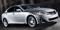 2011 Lexus IS 350, Right side view in motion., exterior, manufacturer