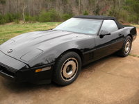 Picture of 1987 Chevrolet Corvette Convertible, exterior, gallery_worthy