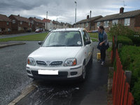 2002 Nissan Micra, Leaving it all shiny, exterior, gallery_worthy