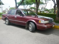 1987 Nissan Maxima, not my car but same color model etc..., exterior