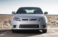 2011 Scion tC, Front View, exterior, manufacturer