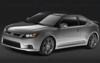 2011 Scion tC, Front Left Quarter View, exterior, manufacturer