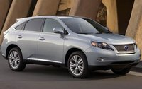 2011 Lexus RX 450h, Front Right Quarter View, exterior, manufacturer