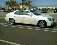 Picture of 2003 Cadillac CTS, exterior, gallery_worthy