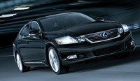 2011 Lexus GS 450h Picture Gallery