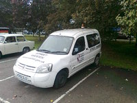 2005 Citroen Berlingo, What's a street warden then ? , exterior