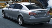 2011 Lexus GS 450h, Back three quarter view. , exterior, manufacturer