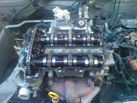 Picture of 1998 Vauxhall Corsa, engine