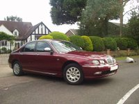 Picture of 2003 Rover 75, exterior, gallery_worthy