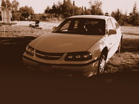 2004 Chevrolet Impala Base picture, exterior