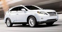 2011 Lexus RX 450h, Quarter view in motion. , exterior, manufacturer