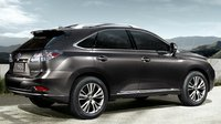 2011 Lexus RX 450h, Three quarter view. , exterior, manufacturer