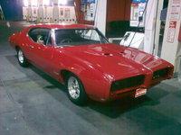1968 Pontiac GTO, 68 Pontiac, exterior