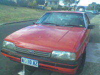 1985 Ford Falcon, xf falcon 4.1    4 spd manual, exterior