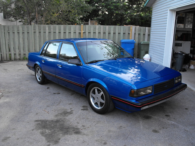 Picture of 1989 Chevrolet Celebrity