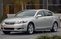 2011 Lexus GS 450h, Front Left Quarter View, exterior, manufacturer
