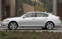 2011 Lexus GS 450h, Left Side View, exterior, manufacturer