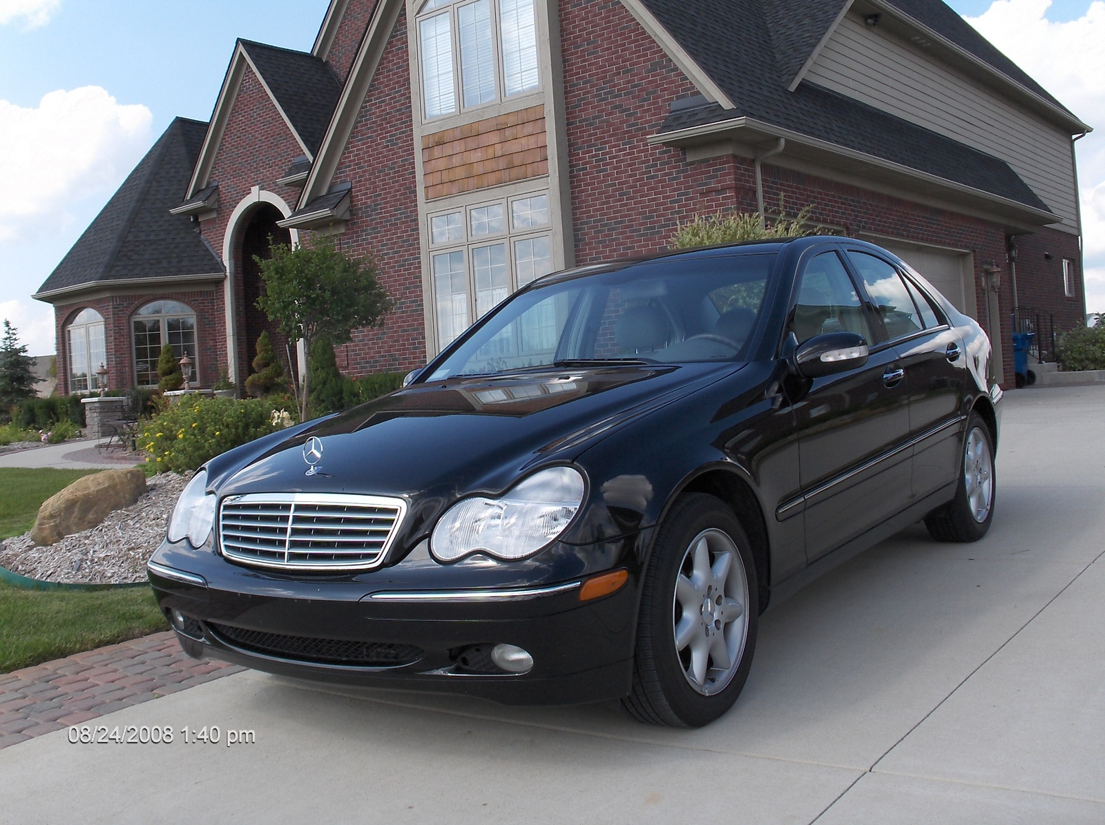 2004 mercedes benz c class exterior pictures cargurus for 2004 mercedes benz