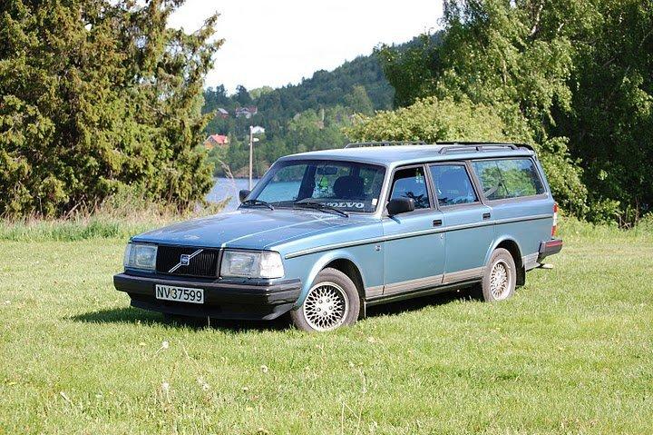 1993 Volvo 240 4 Dr STD Wagon - Pictures - 1993 Volvo 240 4 Dr STD ...