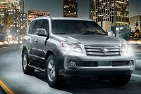 2011 Lexus GX 460 Picture Gallery