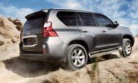 2011 Lexus GX 460, Side view. , exterior, manufacturer