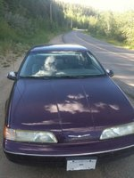 1992 Ford Thunderbird Base, Only pic I have right now, August 2010., exterior