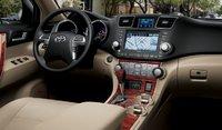 2011 Toyota Highlander Hybrid, Drivers seat., interior, manufacturer