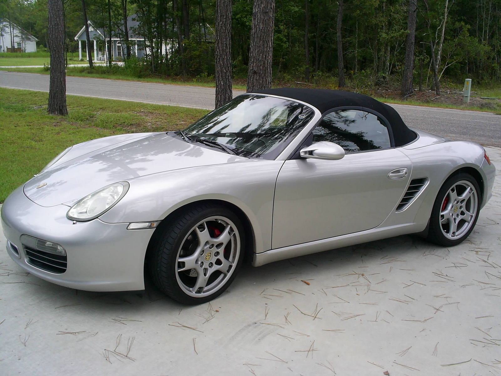 2003 porsche boxster s tiptronic 50 years of the 550 spyder related infomation specifications. Black Bedroom Furniture Sets. Home Design Ideas