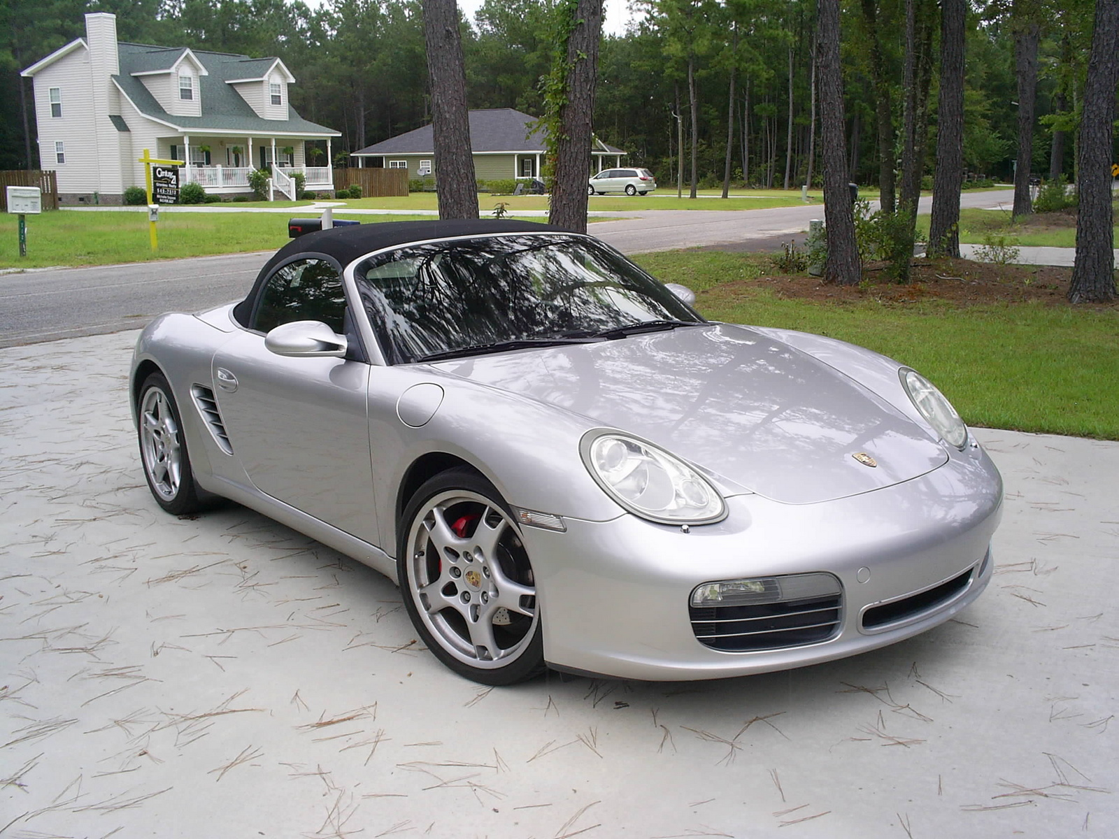 2006 Porsche Boxster Pictures Cargurus