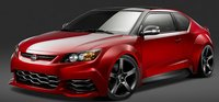 2011 Scion tC, Left quarter view. , exterior, manufacturer