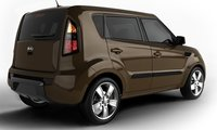 2011 Kia Soul, Back quarter view., exterior, manufacturer, gallery_worthy
