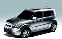 2011 Kia Soul, Left quarter view. , exterior, manufacturer, gallery_worthy