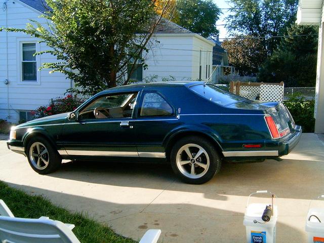 Picture of 1992 Lincoln Mark VII Bill Blass