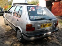 1989 Nissan Micra Overview