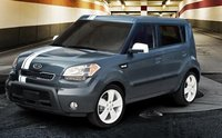 2011 Kia Soul, Left, three quarter view. , exterior, manufacturer, gallery_worthy