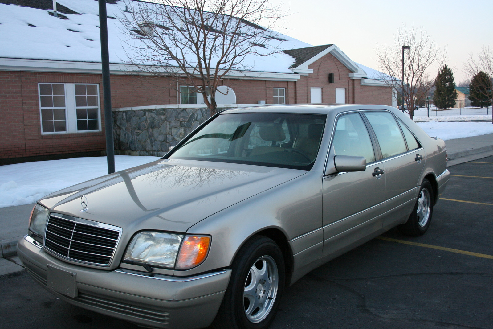 1997 mercedes benz s class pictures cargurus for Mercedes benz s420