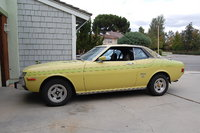 1973 Toyota Celica ST coupe, Can anyone tell me about this car.  It is all original, owned by one person, and kept in a garage for last 20 years.  The roof is flowered.  We can't find any other like i...