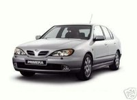 Picture of 2000 Nissan Primera, exterior
