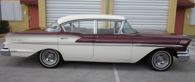 Picture of 1958 Chevrolet Bel Air, exterior, gallery_worthy