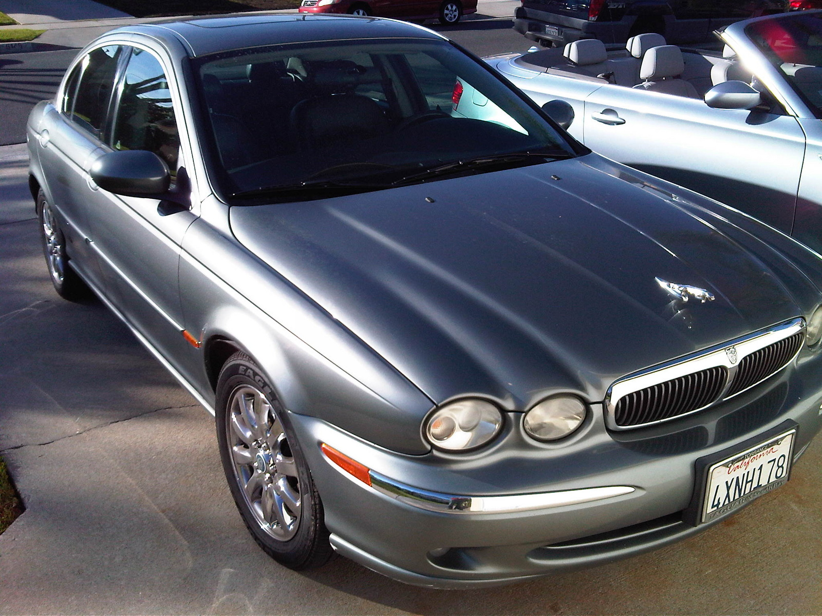 2002 jaguar x type pictures cargurus. Black Bedroom Furniture Sets. Home Design Ideas