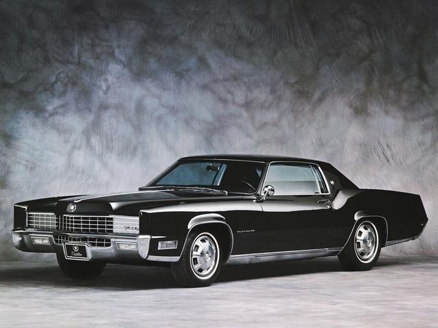 Picture of 1974 Cadillac Eldorado, exterior