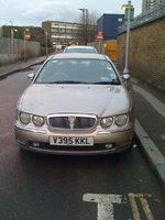 1999 Rover 75 Picture Gallery