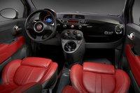 2010 FIAT 500, Front seat., interior, manufacturer