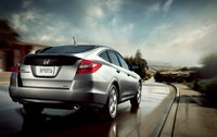 2011 Honda Accord Crosstour, Back view. , exterior, manufacturer, gallery_worthy