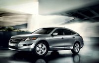 2011 Honda Accord Crosstour, Three quarter view. , exterior, manufacturer
