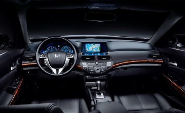 2011 Honda Accord Crosstour, Front seat., interior, manufacturer