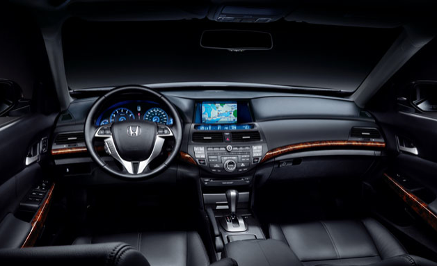 2011 Honda Accord Crosstour, Front seat., manufacturer, interior